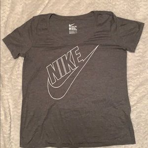 NWOT Nike work our shirt